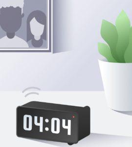 illustrated clock