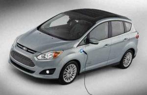 Ford представила автомобиль, который заряжается от солнца