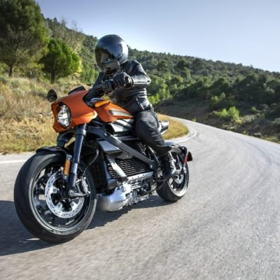 Harley-Davidson остановила выпуск электробайка LiveWire