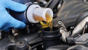Моторные масла для авто