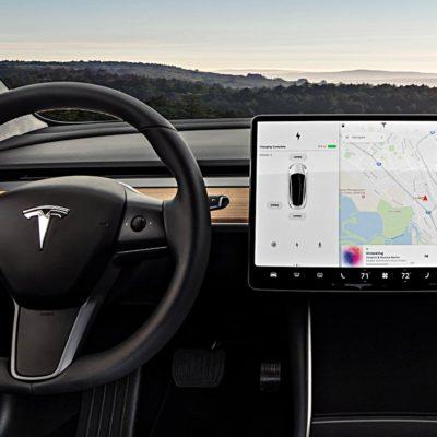 Tesla работает над компактным внедорожником