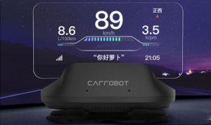 Умный проекционный автомобильный дисплей от Xiaomi