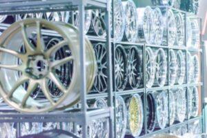 Кованые легкосплавные диски