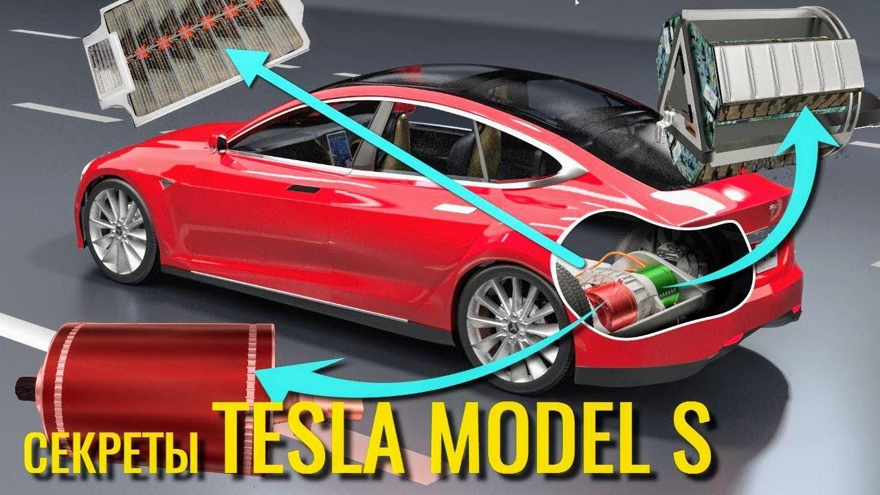 Принцип работы двигателя Тесла