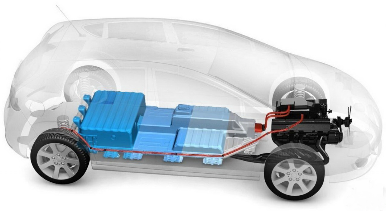 Аккумуляторные батареи электрокара