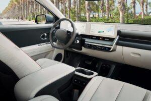 Hyundai IONIQ 5 — пятидверный хэтчбек